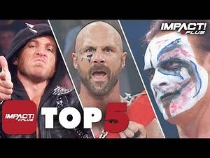 5 GREATEST Victory Road Matches in IMPACT Wrestling History!   IMPACT Plus Top 5