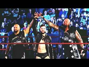 Balor Club entrance with Omen In The Sky song!