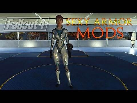 fallout 4 Sexy Armor mods review #2