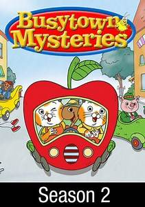 Busytown Mysteries: Mystery of the Lost Camera / Jellybean List Mystery