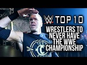 10 Greatest WWE Wrestlers to Never Win the WWE Championship