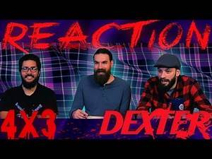 """Dexter 4x3 REACTION!!! """"Blinded by the Light"""""""