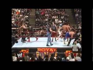 Jim Ross Commenting on 1998 WWF Royal Rumble