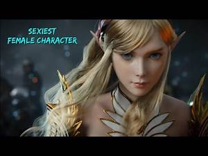 Top 10 Most Beautiful,Sexiest and Badess Female Character in Gaming