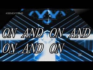 WWE_Black_and_Blue_Smackdown Official Theme Song Lyrics