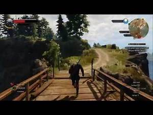 The Witcher 3 - The Loot Castle - Dragon, Loot, Secrets, Witcher Gear and more!
