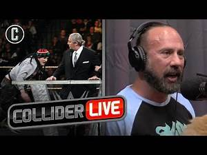 X-Pac Talks About Fan Jumping the Ring and Assaulting Bret Hart at WWE Hall of Fame