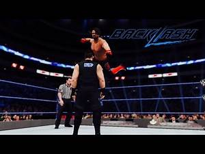 WWE 2K17: Kevin Owens vs AJ Styles: Backlash 2017 Prediction Highlights