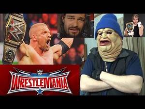 Who Will Face Triple H At WrestleMania 32?