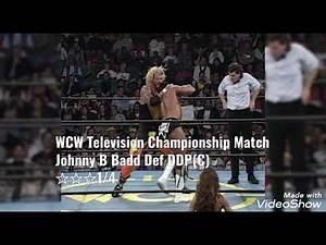 WCW Halloween Havoc 1995 Review