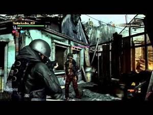 Resident Evil Revelations 2 - Lady HUNK costume for Gina (Raid Mode)