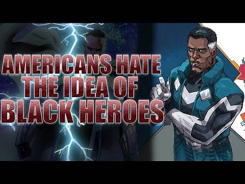 The World Is Not Ready for Powerful Black Comic Book Characters