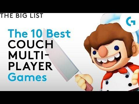 Best couch multiplayer games