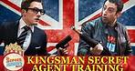 Kingsman Secret Agent Training - Screen Junkies in London!