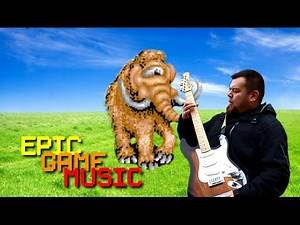 """Space Harrier """"Main Theme"""" Music Video // Epic Game Music"""
