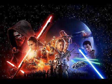 Star Wars: The Force Awakens Legacy Trailer HD