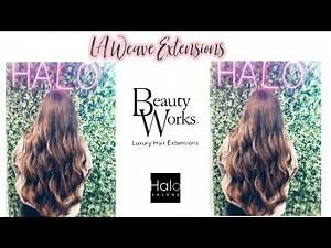 GETTING BEAUTY WORKS LA WEAVE EXTENSIONS FOR THE FIRST TIME | HONEST REVIEWS | COST ???