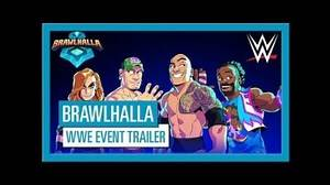 Brawlhalla - WWE Event Trailer