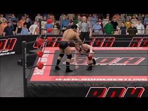 WWE 2K17 - Michael Elgin vs Kenta Kobashi