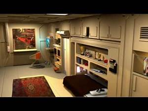 Fifth Element 3D rendered scene for SCAD 2009