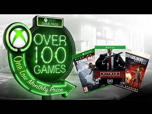The Best Games On The Xbox Game Pass