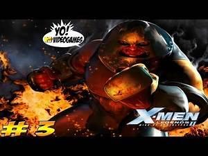 X-Men Legends 2! 4 Player Part 3 - YoVideogames