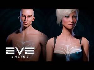EVE Online - Character Creation - F2P - PC