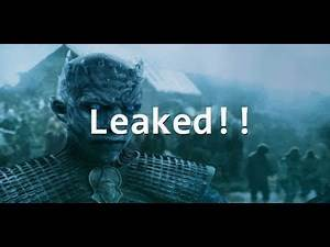 Game of Thrones S07E06 with Eng Sub HD [Leaked]-[ECLiPSE] (Link in Description)
