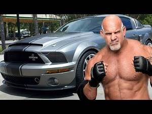 Bill Goldberg Car Collection 🚗🚗2018🚗🚗