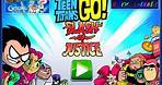Teen Titans Go | Slash of Justice | Cyborg | Full Game | Cartoon Network |