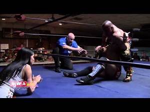NWA World Championship Match: Kahagas vs. Ray Rowe | HD