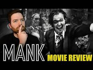 Mank - Movie Review