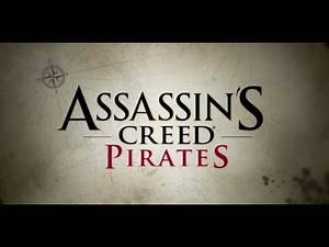 Assassins Creed Pirates iPad App Review with iPad Gameplay