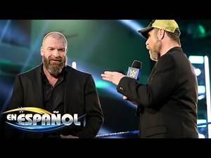 El Vigésimo quinto aniversario de Triple H: En Español, Abril 30, 2020