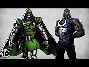 Top 10 Villains With The Best Abilities
