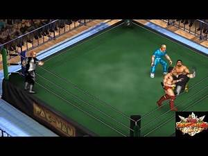 FPWW video game: Bam Bam Bigelow & The Undertaker vs. Toshiaki Kawada & Akira Taue