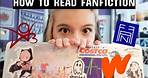 how to read fanfiction