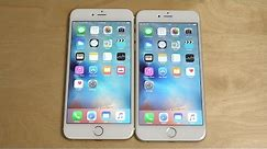 iPhone 6S Plus vs. iPhone 6 Plus - Benchmark!