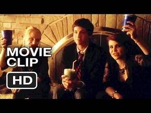The Perks Of Being A Wallflower Movie CLIP - A Toast To Charlie (2012) - Emma Watson Movie HD