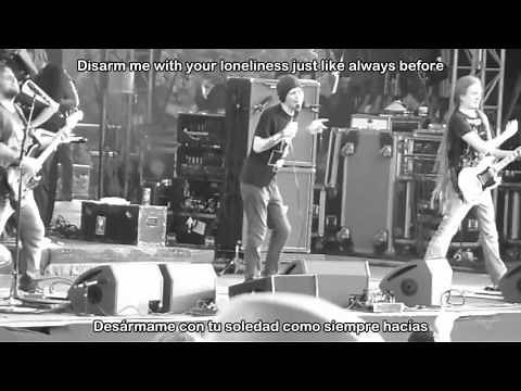 HIM - Disarm me with your loneliness (subtitulos español - english lyrics)