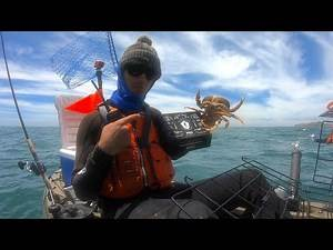 West Coast MTB Special and BONUS DUNGENESS CRABS
