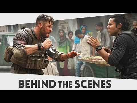 Extraction - Behind the Scenes