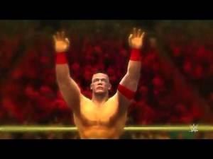 Brock Lesnar vs John Cena : Night Of Champions Promo (WWE 2K14)