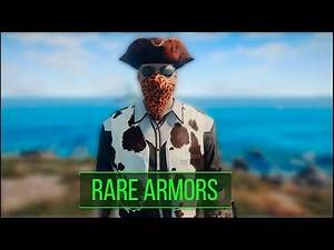 Fallout 4: 5 More Secret and Unique Armors You May Have Missed in the Wasteland – Fallout 4 Secrets