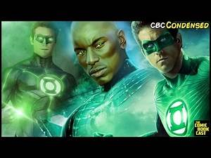 Green Lantern Corps Casting & Crazy Rumors Discussion