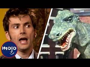 Top 10 Hilariously Low Budget Doctor Who Moments
