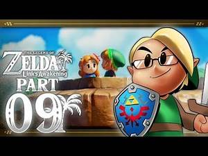 The Legend of Zelda: Link's Awakening (Nintendo Switch) Part 9 - Taking Marin Out