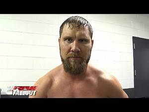 Curtis Axel vows to honor his father, Mr. Perfect, at WrestleMania: Raw Fallout, Mar. 28, 2016