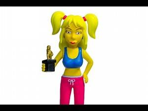 The Simpsons: Britney Spears Collectible Figure Review