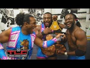 The New Day show Tom Phillips the proper way to party backstage: WWE.com Exclusive, Dec. 13, 2015